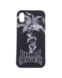 Palm Angels STATUE X IPHONE CASE / 1088 : BLACK MULTICOLOR