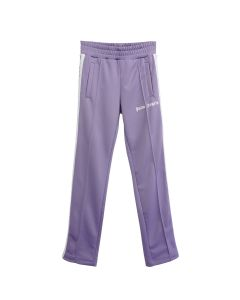 Palm Angels CLASSIC TRACK PANTS / 3601 : LILAC WHITE