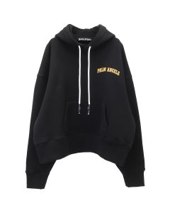 Palm Angels BIG BEAR HOODY / 1088 : BLACK MULTICOLOR