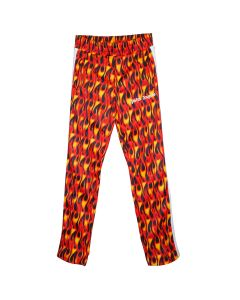 Palm Angels BURNING TRACK PANTS / 1088 : BLACK MULTICOLOR