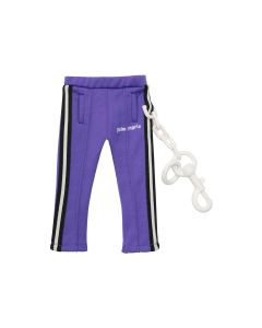 Palm Angels MINI TRACK KEYCHAIN / 9501 : PURPLE WHITE