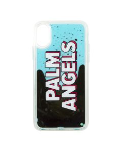 Palm Angels LIQUID LOGO IPHONE CASE X / 8801 : MULTICOLOR WHT