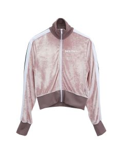 Palm Angels CHENILLE TRACK JKT / 3001 : ROSE WHITE