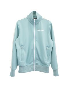 Palm Angels CLASSIC TRACK JKT / 5001 : AQUAMARINE WHITE