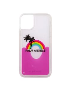Palm Angels RAINBOW IPHONE CASE 11 / 0130 : WHITE PINK