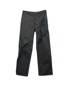 POST ARCHIVE FACTION 3.1 TROUSER CENTER / BLACK