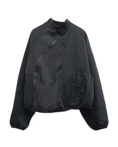 POST ARCHIVE FACTION 3.1 TECHNICAL JACKET RIGHT / BLACK