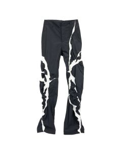POST ARCHIVE FACTION 3.0 TROUSER LEFT / BLACK
