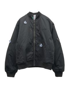 P.A.M. EMERGING GESTURE BOMBER / BLACK