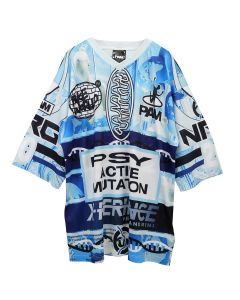 P.A.M. BLUE PLANET HOCKEY TOP / SKY