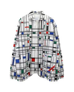 PHINGERIN NIGHT SHIRT NEL MINO / A : WHITE