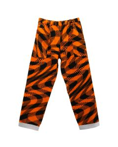 PHINGERIN NIGHT PANTS NEL WARP PLAID / A : ORANGE