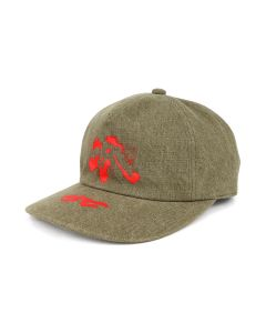 PHINGERIN PROJECTION CAP / A : OLIVE