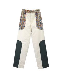 paria /FARZANEH IRANIAN PANEL SUIT TROUSERS / MULTI