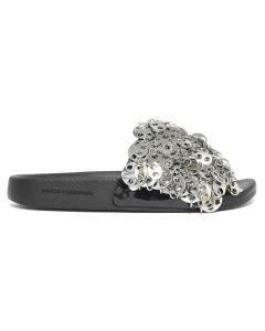 Paco Rabanne EIGHT SANDAL SANDALE / 040 : SILVER