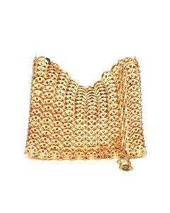 Paco Rabanne SAC SOIR EVENING BAG / P710 : GOLD