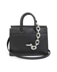 Paco Rabanne SAC PORTE MAIN HAND BAG / P001 : BLACK