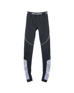 Paco Rabanne PANTALON STIRRUP / M002 : BLACK-WHITE