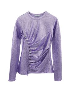 Paco Rabanne TOPTOP LONG SLEEVES / P530 : LIGHT PURPLE