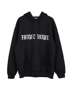 PHIRE WIRE for Cali Thornhill DeWitt HOODIE / BLACK