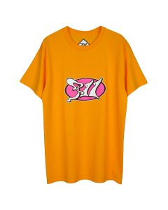 PHIRE WIRE PSYCHIC PW TEE / GOLD-PINK