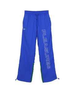 Reebok by PLEASURES CL V UNI PLEASURES PANT / VITAL BLUE-PINE GREEN