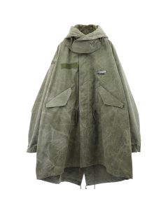 [お問い合わせ商品] READYMADE FISHTAIL PARKA / KHAKI
