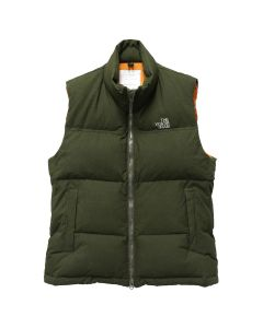 [お問い合わせ商品] READYMADE DOWN VEST / KHAKI