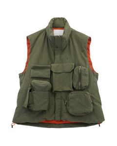 [お問い合わせ商品] READYMADE TACTICAL VEST / KHAKI
