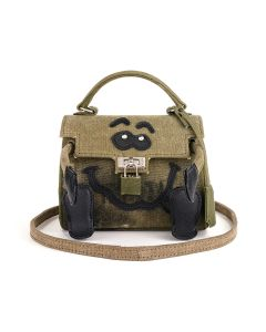 [お問い合わせ商品] READYMADE MONSTER BAG / KHAKI
