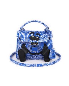 READYMADE BANDANA MONSTER BAG / ASSORT(BLUE)