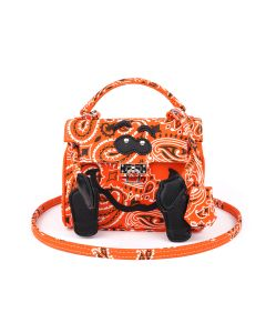 READYMADE BANDANA MONSTER BAG / ASSORT(ORANGE)