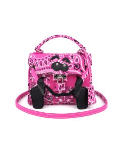 READYMADE BANDANA MONSTER BAG / ASSORT(PINK)