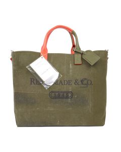 [お問い合わせ商品] READYMADE WEEKEND BAG / KHAKI