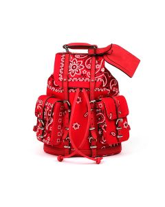 READYMADE FIELD PACK BANDANA / RED
