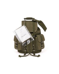 [お問い合わせ商品] READYMADE FIELD PACK (NANO) / KHAKI