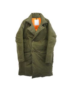 READYMADE DOWN COAT / KHAKI