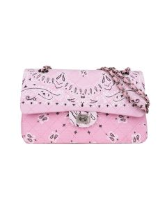 READYMADE CHAIN BAG BANDANA / ASSORT(PINK)