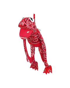 READYMADE FROG MAN / RED