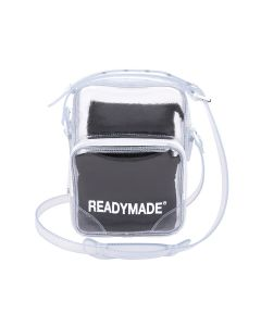 READYMADE SMALL SHOULDER BAG / WHITE