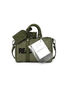 [お問い合わせ商品] READYMADE OVERNIGHT BAG (NANO) / KHAKI