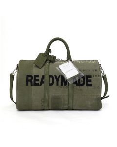 [お問い合わせ商品] READYMADE OVERNIGHT BAG (MEDIUM) / KHAKI