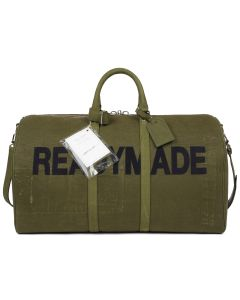 READYMADE OVERNIGHT BAG (LARGE) / KHAKI
