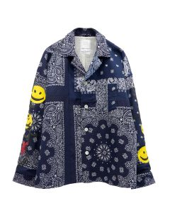 READYMADE SLEEPING SHIRT / NAVY