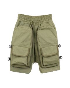 READYMADE TACTICAL SHORTS / KHAKI