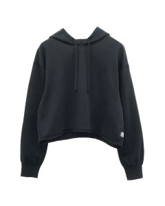 Reigning Champ RC-W3033/CUT-OFF HOODIE-LIGHTWEIGHT TERRY / 097 : BLACK