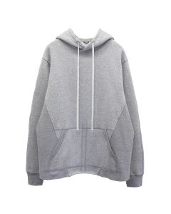 Reigning Champ PULLOVER HOODIE-TIGER FLEECE / 090 : LIGHT GREY