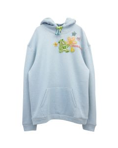 ROBERTA EINER PREMIUM LIGHT BLUE HOODIE / BLUE