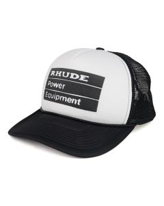 RHUDE POWER EQUIPMENT TRUCKET / BLACK