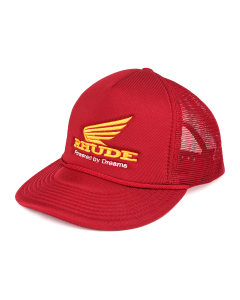 RHUDE RHONDA TRUCKER / RED